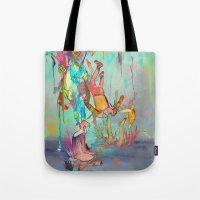 Soulipsism Tote Bag