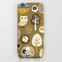 iPhone & iPod Case featuring Tweety Chirp Hoot by shiny orange dreams