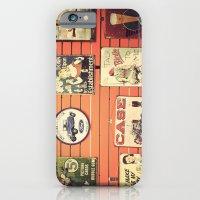 Vintage Signs iPhone 6 Slim Case