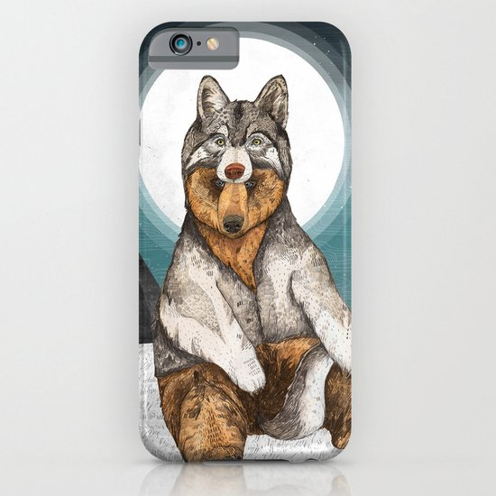 Wear Wolf iPhone & iPod Case