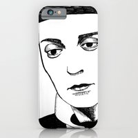 iPhone & iPod Case featuring buster by kate gabrielle