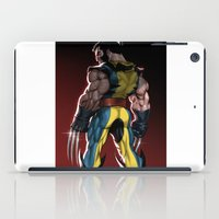 Wolverine iPad Case