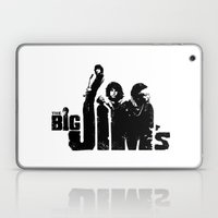 THE BIG JIM'S Laptop & iPad Skin