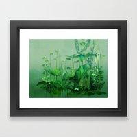 Travelling Plants 1+2 Framed Art Print