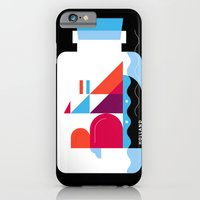 Postcards from Amsterdam / Bottle Ship iPhone 6 Slim Case