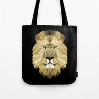 Polygon Heroes - The Kin… Tote Bag