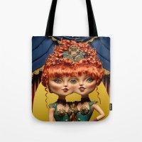 Amelia & Cordela Tote Bag