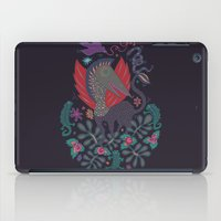 Dragon and Lizards iPad Case