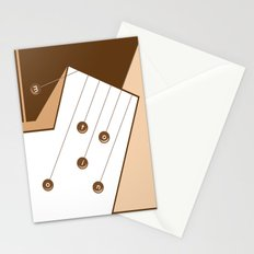 Motion. Stationery Cards