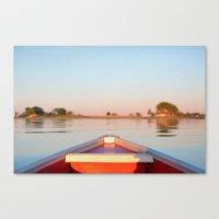 Summer Solstice #3 Canvas Print