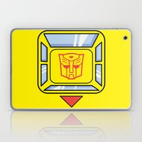 Transformers - Bumblebee Laptop & iPad Skin