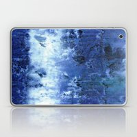 Saltwater Silk Blue Laptop & iPad Skin