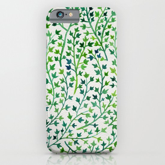 Summer Ivy iPhone & iPod Case