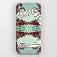iPhone & iPod Skin featuring Tropics Trip by Dawn Gardner