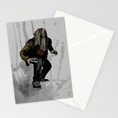 Vigilante #6 Stationery Cards