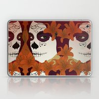 Calavera Laptop & iPad Skin