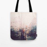 DC Rain Tote Bag