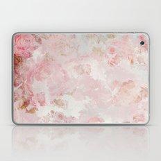 Floral painterly pattern Laptop & iPad Skin
