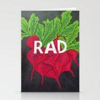 Rad Stationery Cards