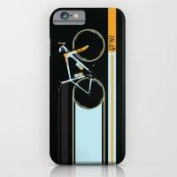 bike iPhone & iPod Cases featuring Bike by Wyatt Design