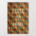 State of Mind. Canvas Print