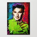 Errol Flynn. Errolesque. Canvas Print