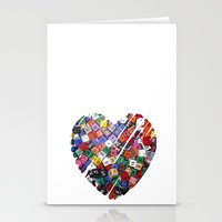 XOX Stationery Cards