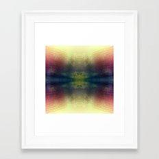 Fluidity Framed Art Print
