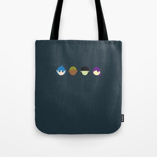 Famous Capsules - Gorillaz Tote Bag