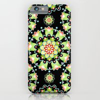 iPhone & iPod Case featuring Firework Mandala by Patricia Shea Designs