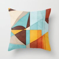 What Are We Building On? Throw Pillow