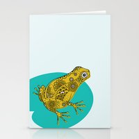 A new pad Stationery Cards