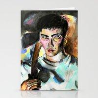Donnie Darko Portrait Stationery Cards