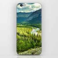 Banff iPhone & iPod Skin
