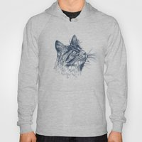 Cat Portrait Hoody