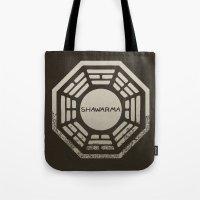 Shawarma Tote Bag
