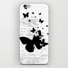 Nothing But To Fly iPhone & iPod Skin