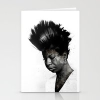 NINA'S NOT DEAD Stationery Cards