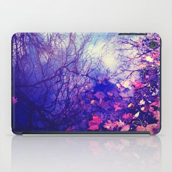 Winter Reflection iPad Case