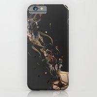 iPhone & iPod Case featuring Chaos. by Bezmo Designs