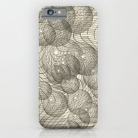 iPhone & iPod Case featuring Cosmos in Sepia by Lisa Argyropoulos