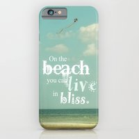 on the beach iPhone 6 Slim Case