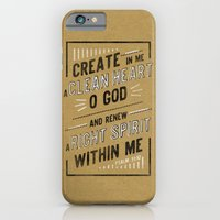 Clean Heart iPhone 6 Slim Case