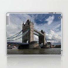 Tower Bridge, London Laptop & iPad Skin