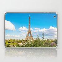 Cloud 9 - Eiffel Tower Laptop & iPad Skin