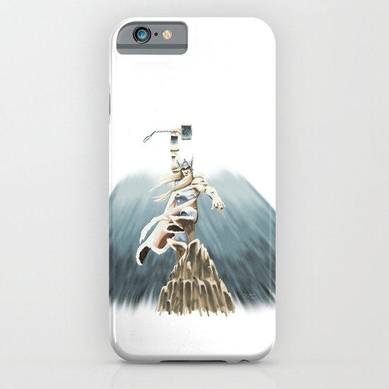 THOR: Bring the Thunder! iPhone & iPod Case