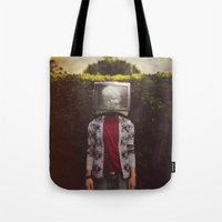 This TV Haze Sucks Me Th… Tote Bag