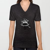 The Metamorphosis Unisex V-Neck