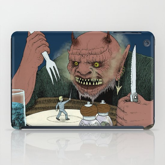 Appetizer iPad Case