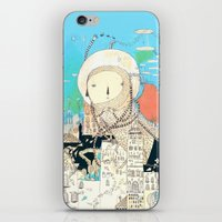 Logic Will Get You From … iPhone & iPod Skin